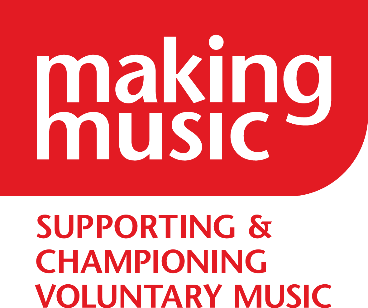 making music. SUPPORTING AND CHAMPIONING VOLUNTARY MUSIC